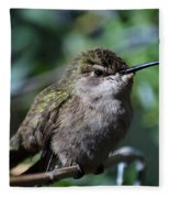 Hummer Fleece Blanket
