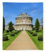 Ickworth House, Image 14 Fleece Blanket