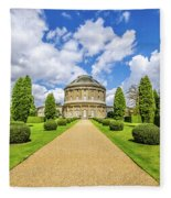 Ickworth House, Image 18 Fleece Blanket