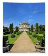 Ickworth House, Image 25 Fleece Blanket