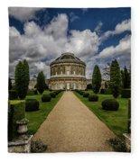 Ickworth House, Image 31 Fleece Blanket