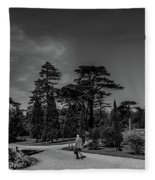 Ickworth House, Image 41 Fleece Blanket