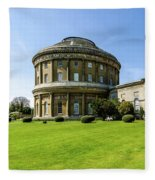 Ickworth House, Image 5 Fleece Blanket