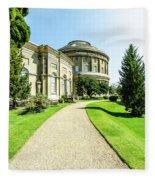 Ickworth House, Image 6 Fleece Blanket