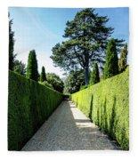 Ickworth House, Image 7 Fleece Blanket