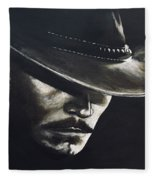 I'm Your Huckleberry Fleece Blanket
