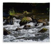 In Motion Fleece Blanket
