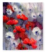In The Night Garden - Sleeping Poppies Fleece Blanket