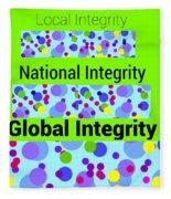 Integrity Fleece Blanket