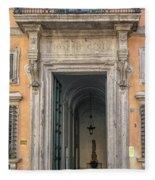 Ioseph Cini Palazzo Ferrini Fleece Blanket