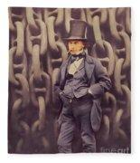 Isambard Kingdom Brunel, Genius Fleece Blanket