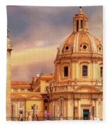 It Ain't Half Hot Mum, Rome Fleece Blanket