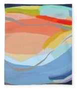 It's A New Beginning Fleece Blanket