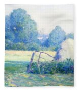 July Afternoon Fleece Blanket