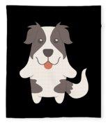 Karakachan Gift Idea Fleece Blanket