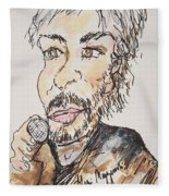 Kenny Loggins The Soundtrack King Fleece Blanket