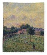 Kew Gardens, 1892 01 Fleece Blanket