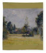 Kew Gardens, 1892 02 Fleece Blanket
