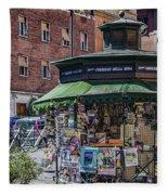 Kiosk Fleece Blanket