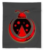 Ladybug Collection Fleece Blanket