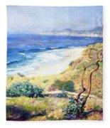 Laguna Shores 1916 Fleece Blanket
