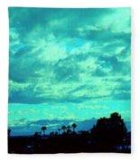 Lake Pleasant Az 055a Fleece Blanket