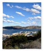 Lake Pleasant Az 21 Fleece Blanket
