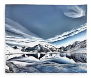 Landscapes 40 Fleece Blanket