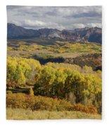 Last Dollar Road Fleece Blanket