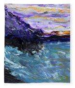 Lava Cove Fleece Blanket