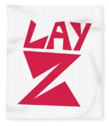 Lay Z Fleece Blanket