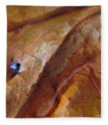 Leaf Series 1 Fleece Blanket
