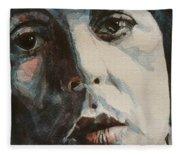 Let Me Roll It - Paul Mccartney - Resize Crop Fleece Blanket