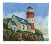 Liberty's Light Fleece Blanket