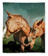 Life Partners Fleece Blanket