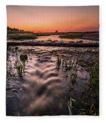 Little Island Creek Fleece Blanket