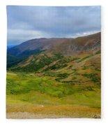Lofty Realm Fleece Blanket