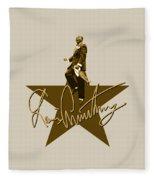 Louis Armstrong - Signature Fleece Blanket