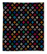 Louis Vuitton Monogram-2 Fleece Blanket