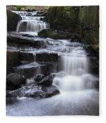 Lumsdale Falls 11.0 Fleece Blanket
