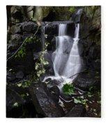 Lumsdale Falls 12.0 Fleece Blanket
