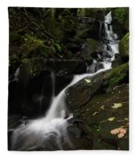 Lumsdale Falls 9.0 Fleece Blanket