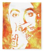 Mac Miller Fleece Blanket