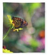 Magical Monarch Fleece Blanket