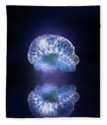 Man O' War Fleece Blanket