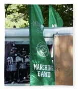 Marching Band Fleece Blanket