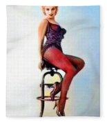 Marilyn Monroe, Portrait Fleece Blanket