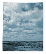May On The Great Plains Fleece Blanket