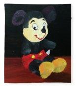 Mickey 1965 Fleece Blanket