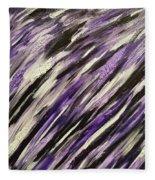 Midnight Sky Fleece Blanket